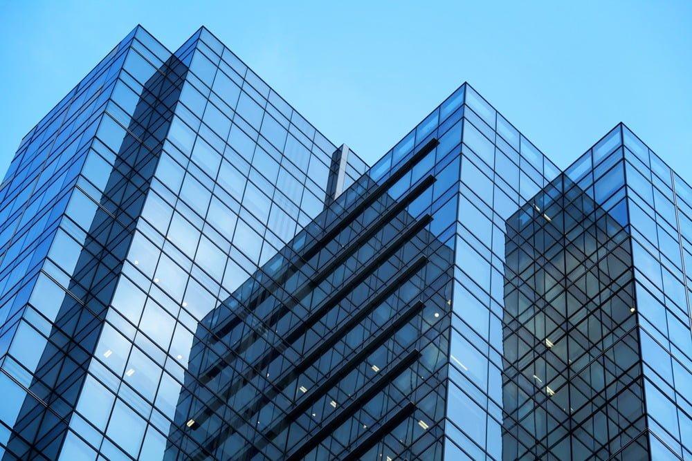 select building facade